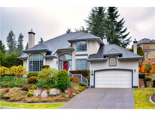 Photo 1: 2 LAUREL PL in Port Moody: Heritage Mountain House for sale : MLS®# V1104349