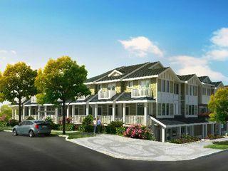 Main Photo: # 17 638 REGAN AV in Coquitlam: Coquitlam West Condo for sale : MLS®# V1095274
