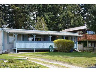 Photo 1: 4734 LAUREL AVENUE in Sechelt: Sechelt District House for sale (Sunshine Coast)  : MLS®# V1111148
