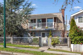 Main Photo: 4955 SOMERVILLE STREET in Vancouver: Fraser VE House for sale (Vancouver East)  : MLS®# R2156818