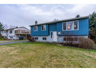 """Photo 1: 26720 33RD Avenue in Langley: Aldergrove Langley House for sale in """"PARKSIDE"""" : MLS®# R2427222"""