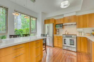 """Main Photo: 49 9229 UNIVERSITY Crescent in Burnaby: Simon Fraser Univer. Townhouse for sale in """"SERENITY"""" (Burnaby North)  : MLS®# R2469435"""