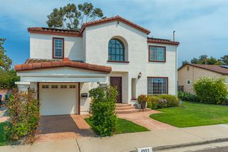 Photo 2: CLAIREMONT House for sale : 4 bedrooms : 4951 Edwin place in San Diego