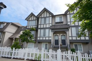 Photo 1: 20 7331 HEATHER Street in Richmond: McLennan North Townhouse for sale : MLS®# V957548