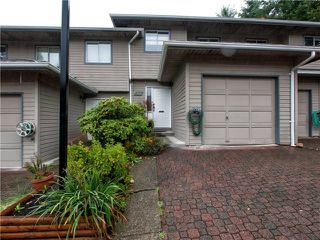 "Photo 1: 3916 INDIAN RIVER Drive in North Vancouver: Indian River Townhouse for sale in ""HIGHGATE TERRACE"" : MLS®# V978579"