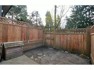 Photo 10: 222 BALMORAL PL in Port Moody: North Shore Pt Moody Townhouse for sale : MLS®# V1001196