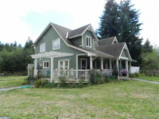 Photo 2: 4374 WEBDON ROAD in DUNCAN: 109 House for sale (Zone 3 - Duncan)  : MLS®# 651385
