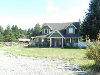 Photo 1: 4374 WEBDON ROAD in DUNCAN: 109 House for sale (Zone 3 - Duncan)  : MLS®# 651385