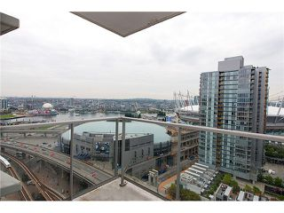 Photo 11: # 2707 188 KEEFER PL in Vancouver: Downtown VW Condo for sale (Vancouver West)  : MLS®# V1033869
