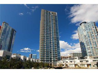 Photo 3: # 2707 188 KEEFER PL in Vancouver: Downtown VW Condo for sale (Vancouver West)  : MLS®# V1033869