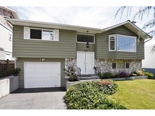 Photo 1: 1160 MAPLE Street: White Rock House for sale (South Surrey White Rock)  : MLS®# F1419274