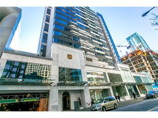 Photo 1: # 1008 1060 ALBERNI ST in Vancouver: West End VW Condo for sale (Vancouver West)  : MLS®# V1092038