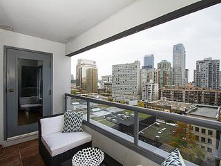 Photo 14: # 1008 1060 ALBERNI ST in Vancouver: West End VW Condo for sale (Vancouver West)  : MLS®# V1092038