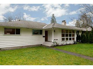 Photo 1: 1189 SHAVINGTON ST in North Vancouver: Calverhall House for sale : MLS®# V1106161
