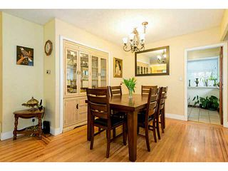 Photo 5: 1189 SHAVINGTON ST in North Vancouver: Calverhall House for sale : MLS®# V1106161