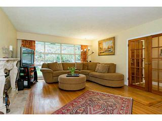 Photo 4: 1189 SHAVINGTON ST in North Vancouver: Calverhall House for sale : MLS®# V1106161