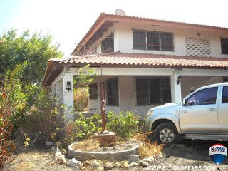 Photo 1: Oceanfront house in Punta Chame needing some TLC