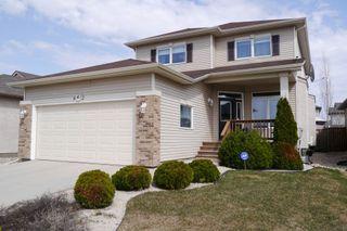 Photo 1: 942 Aldgate Road in Winnipeg: River Park South Single Family Detached for sale (South Winnipeg)  : MLS®# 1511696