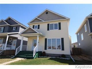 Photo 1: 664 Paddington Road in Winnipeg: South St Vital Single Family Detached for sale (South Winnipeg)  : MLS®# 1610755