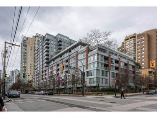 Photo 1: 1302 1133 HOMER STREET in Vancouver: Yaletown Condo for sale (Vancouver West)  : MLS®# R2142567