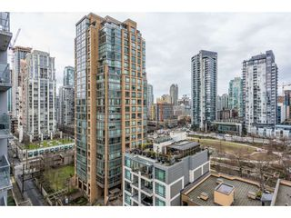 Photo 19: 1302 1133 HOMER STREET in Vancouver: Yaletown Condo for sale (Vancouver West)  : MLS®# R2142567