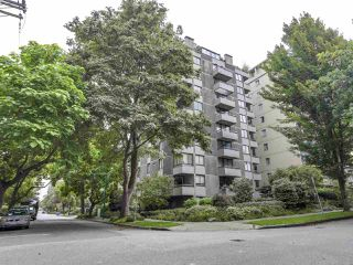 Photo 3: 601 1108 NICOLA STREET in Vancouver: West End VW Condo for sale (Vancouver West)  : MLS®# R2309244