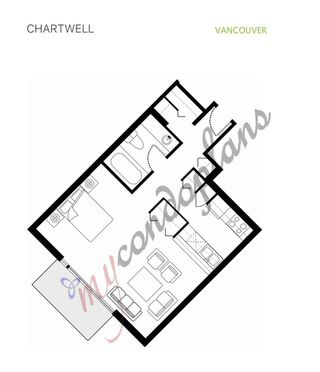 Photo 10: 601 1108 NICOLA STREET in Vancouver: West End VW Condo for sale (Vancouver West)  : MLS®# R2309244
