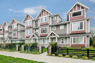 """Main Photo: 5 9780 GENERAL CURRIE Road in Richmond: McLennan North Townhouse for sale in """"TIGRIS GARDEN"""" : MLS®# R2398855"""