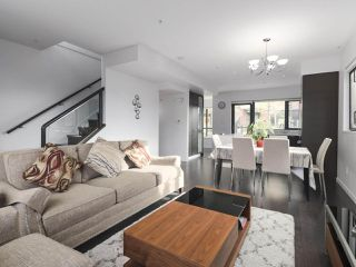 "Photo 4: 6442 ASH Street in Vancouver: Oakridge VW Townhouse for sale in ""WESTON WALK"" (Vancouver West)  : MLS®# R2420440"