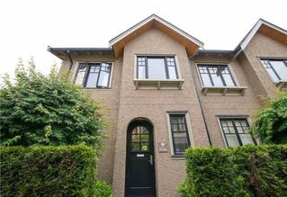 """Main Photo: 5366 OAK Street in Vancouver: Cambie Townhouse for sale in """"Hamlin Mews"""" (Vancouver West)  : MLS®# R2439748"""