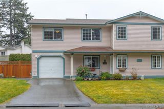 Photo 1: A 583 Tena Pl in VICTORIA: Co Wishart North Half Duplex for sale (Colwood)  : MLS®# 837604