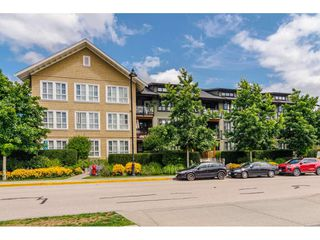 Photo 1: 307 23285 BILLY BROWN Road in Langley: Fort Langley Condo for sale : MLS®# R2459874