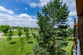 Photo 22: 326 278 Suder Greens Drive in Edmonton: Zone 58 Condo for sale : MLS®# E4202894