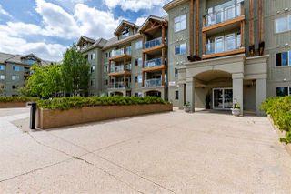 Photo 1: 326 278 Suder Greens Drive in Edmonton: Zone 58 Condo for sale : MLS®# E4202894