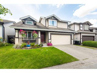 """Photo 1: 9443 202B Street in Langley: Walnut Grove House for sale in """"River Wynde"""" : MLS®# R2476809"""