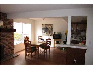 Photo 4: SAN DIEGO Townhome for sale : 3 bedrooms : 9825 Genesee Avenue
