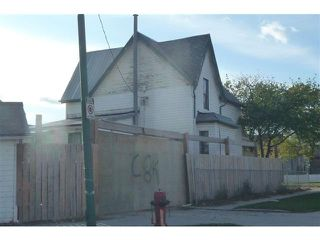 Photo 3: 161 Meade Street North in WINNIPEG: North End Residential for sale (North West Winnipeg)  : MLS®# 1214600