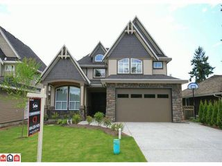 Main Photo: 16176 80A Avenue in : Fleetwood Tynehead House for sale (Surrey)  : MLS®# F1212693
