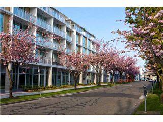 Photo 1: 214 1635 W 3rd Avenue in Lumen: Home for sale