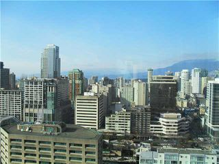 Photo 1: # 2609 833 SEYMOUR ST in Vancouver: Downtown VW Condo for sale (Vancouver West)  : MLS®# V871734