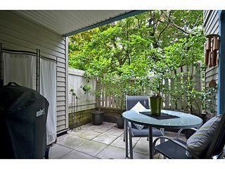 """Photo 9: 108 1422 E 3RD Avenue in Vancouver: Grandview VE Condo for sale in """"La Contessa off the Drive"""" (Vancouver East)  : MLS®# V1011870"""