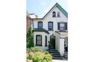 Photo 1: 221 Logan Avenue in Toronto: South Riverdale House (2 1/2 Storey) for sale (Toronto E01)  : MLS®# E2670968