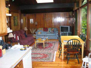Photo 5: 5715 NAYLOR Road in Sechelt: Sechelt District House for sale (Sunshine Coast)  : MLS®# V1025624