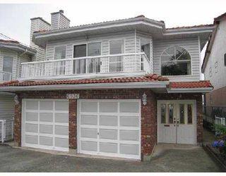 Photo 1: 6536 RANDOLPH AV in Burnaby: Upper Deer Lake House for sale (Burnaby South)  : MLS®# V753802