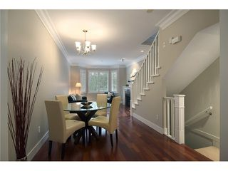 Photo 4: 928 W 13TH AV in Vancouver: Fairview VW Townhouse for sale (Vancouver West)  : MLS®# V1051000