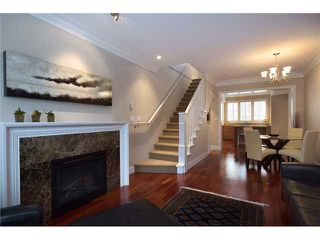 Photo 5: 928 W 13TH AV in Vancouver: Fairview VW Townhouse for sale (Vancouver West)  : MLS®# V1051000