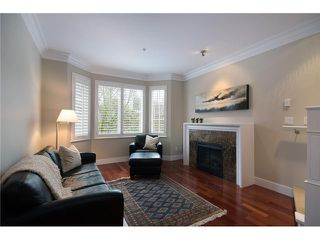 Photo 6: 928 W 13TH AV in Vancouver: Fairview VW Townhouse for sale (Vancouver West)  : MLS®# V1051000