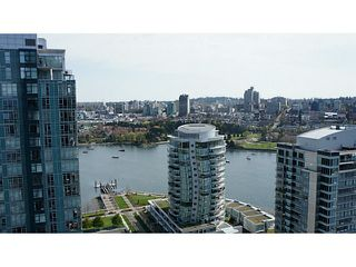 Photo 7: 2901 455 Beach Crescent in Vancouver: Yaletown Condo  (Vancouver West)  : MLS®# V1058774