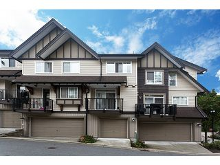 Photo 4: 10 2200 Panorama Drive in Port Moody: Heritage Woods PM Townhouse for sale