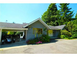 Photo 7: 1276 IOCO Road in Port Moody: North Shore Pt Moody House for sale : MLS®# V1074057